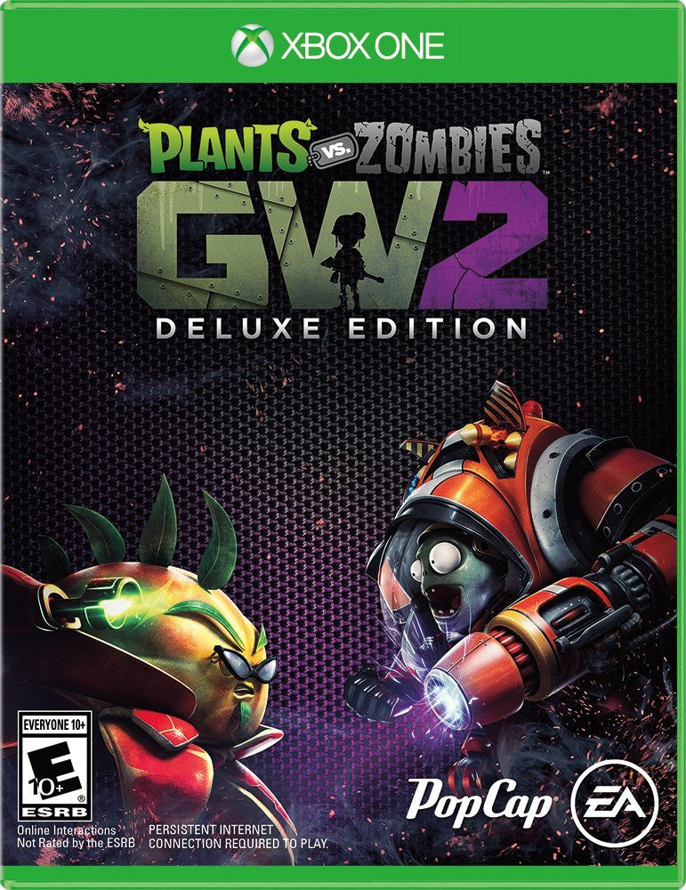 Plants vs. Zombies Garden Warfare 2 Deluxe Edition For Xbox One (Physical Disc)
