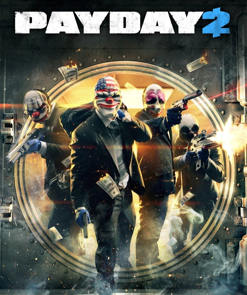 Payday 2 Windows PC Game Download Steam CD-Key Global