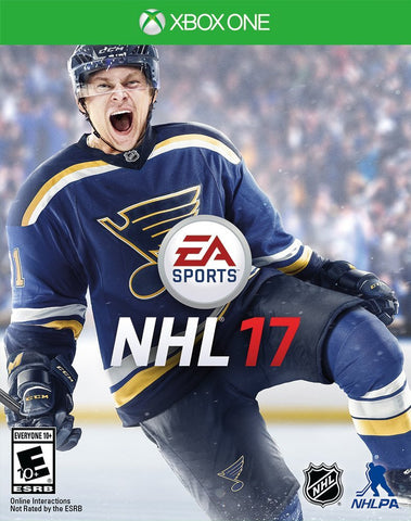 NHL 17 For Xbox One (Physical Disc)