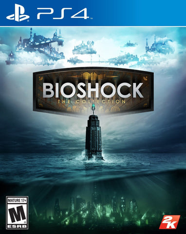 BioShock: The Collection For PlayStation 4 (Physical Disc)