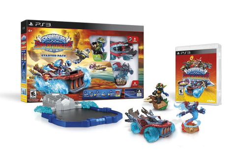Skylanders SuperChargers Starter Pack For PlayStation 3 (Physical Disc)
