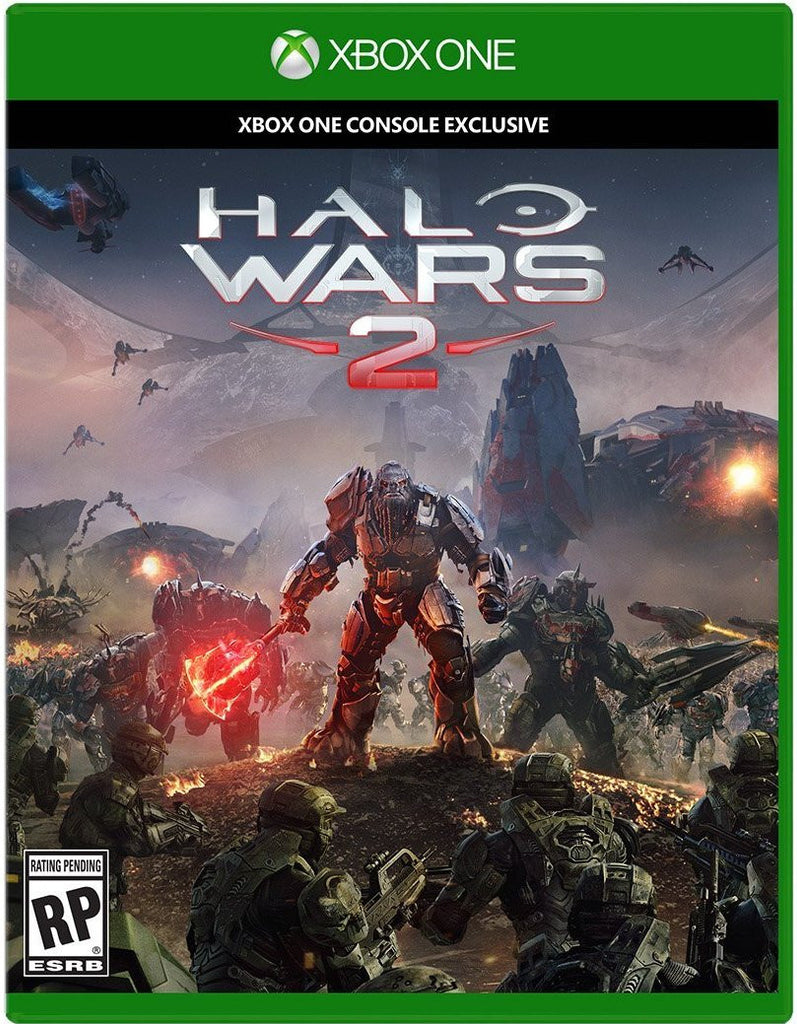 Halo Wars 2 For Xbox One (Physical Disc)