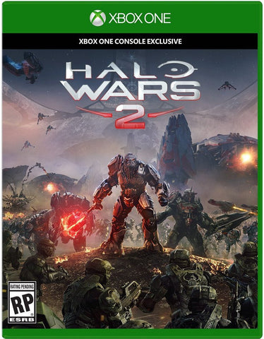 Halo Wars 2 Pre-Order For Xbox One (Physical Disc)