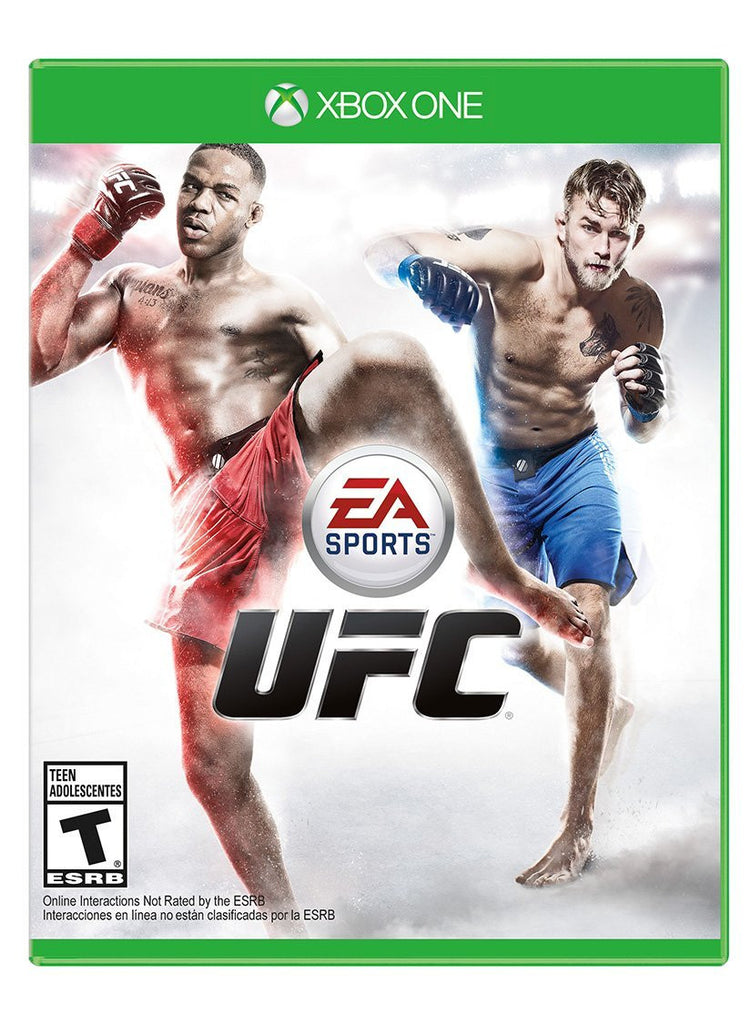 UFC For Xbox One (Physical Disc)