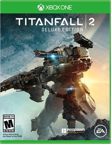 Titanfall 2 Deluxe Edition For Xbox One (Physical Disc)