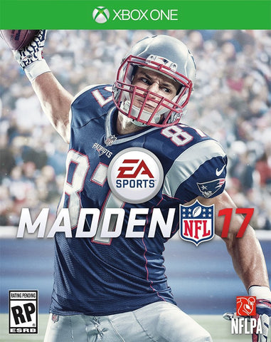 Madden NFL 17 – Standard Edition For Xbox One (Physical Disc)