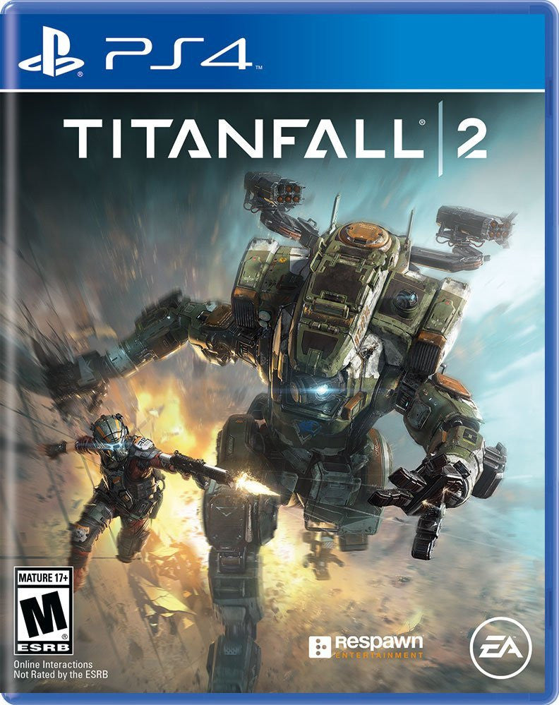 Titanfall 2 For PlayStation 4 (Physical Disc)