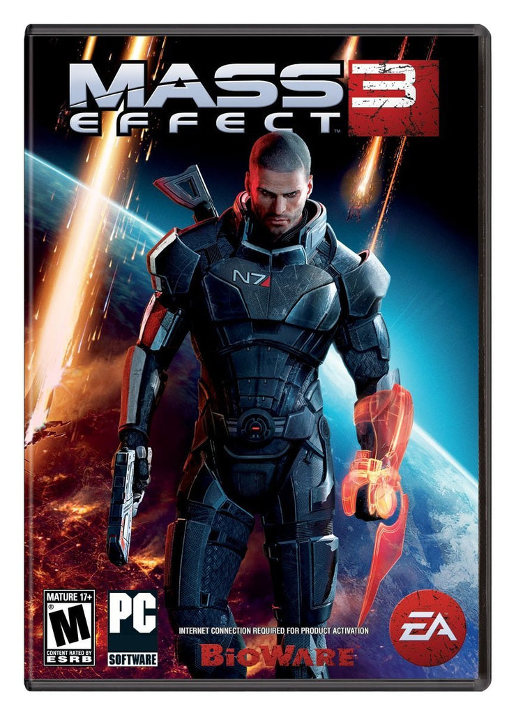 Mass Effect 3 Windows PC Game Download Origin CD-Key Global