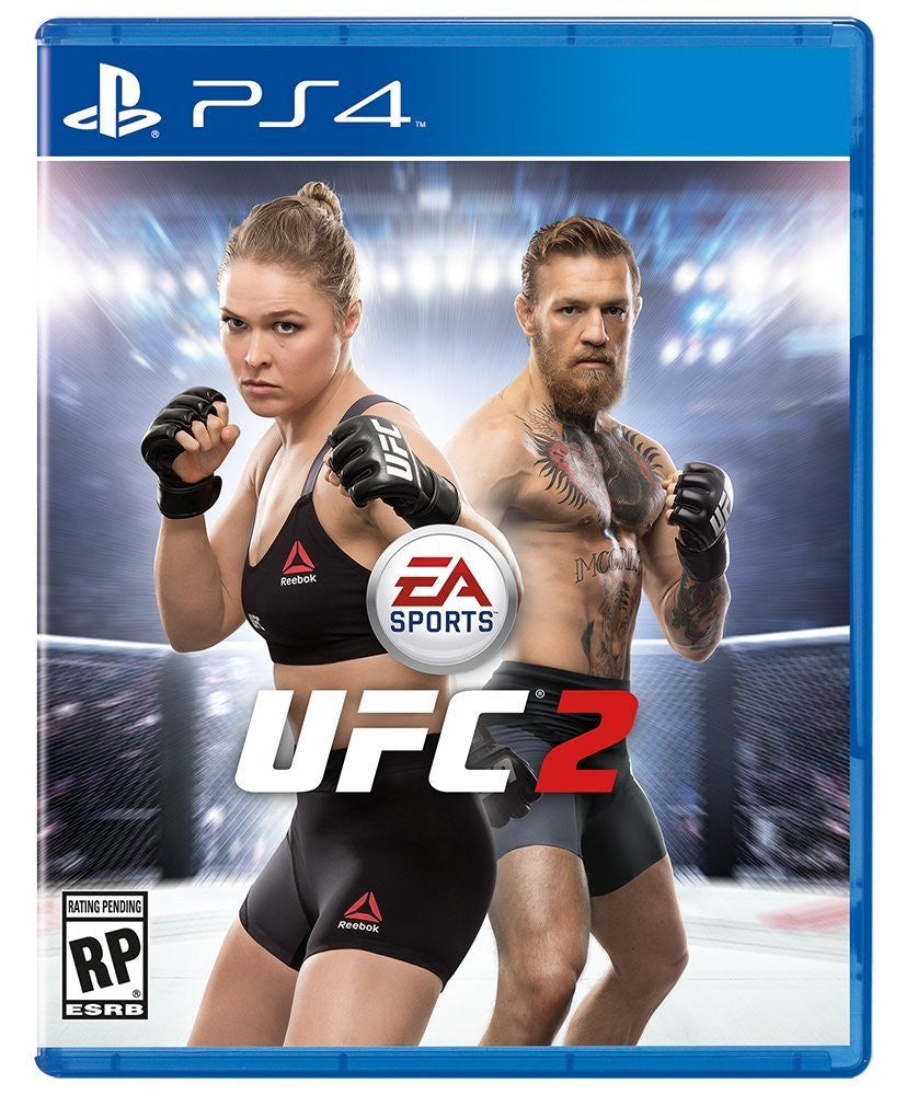 EA Sports UFC 2 For PlayStation 4 (Physical Disc)