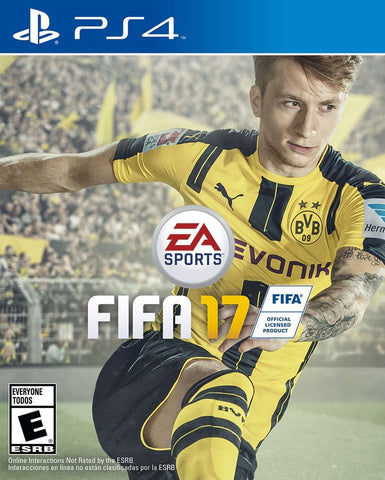FIFA 17 For PlayStation 4 (Physical Disc)