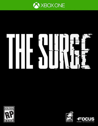 The Surge Pre-Order For Xbox One (Physical Disc)