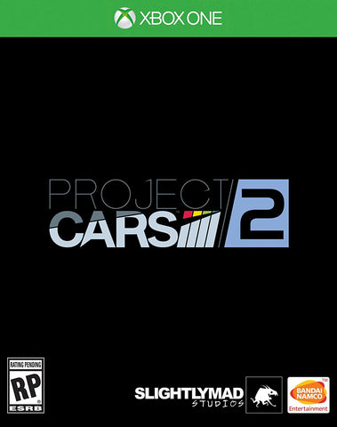 Project CARS 2 Pre-Order For Xbox One (Physical Disc)