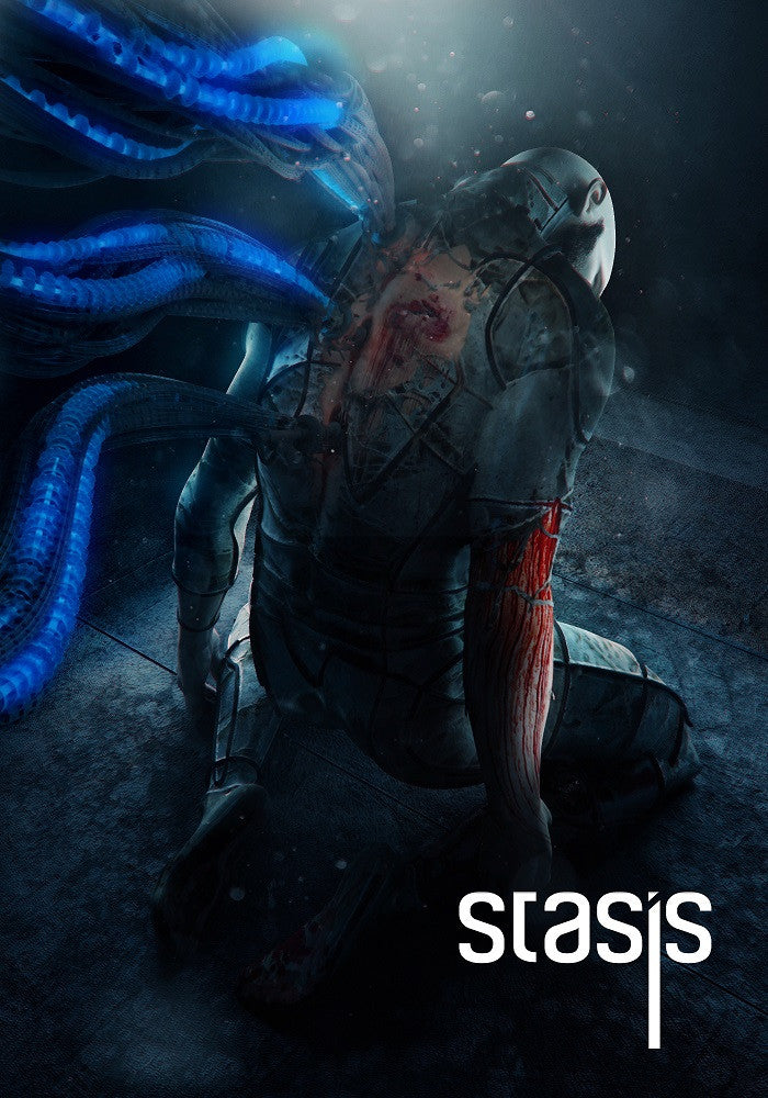 Stasis Windows PC Game Download Steam CD-Key Global