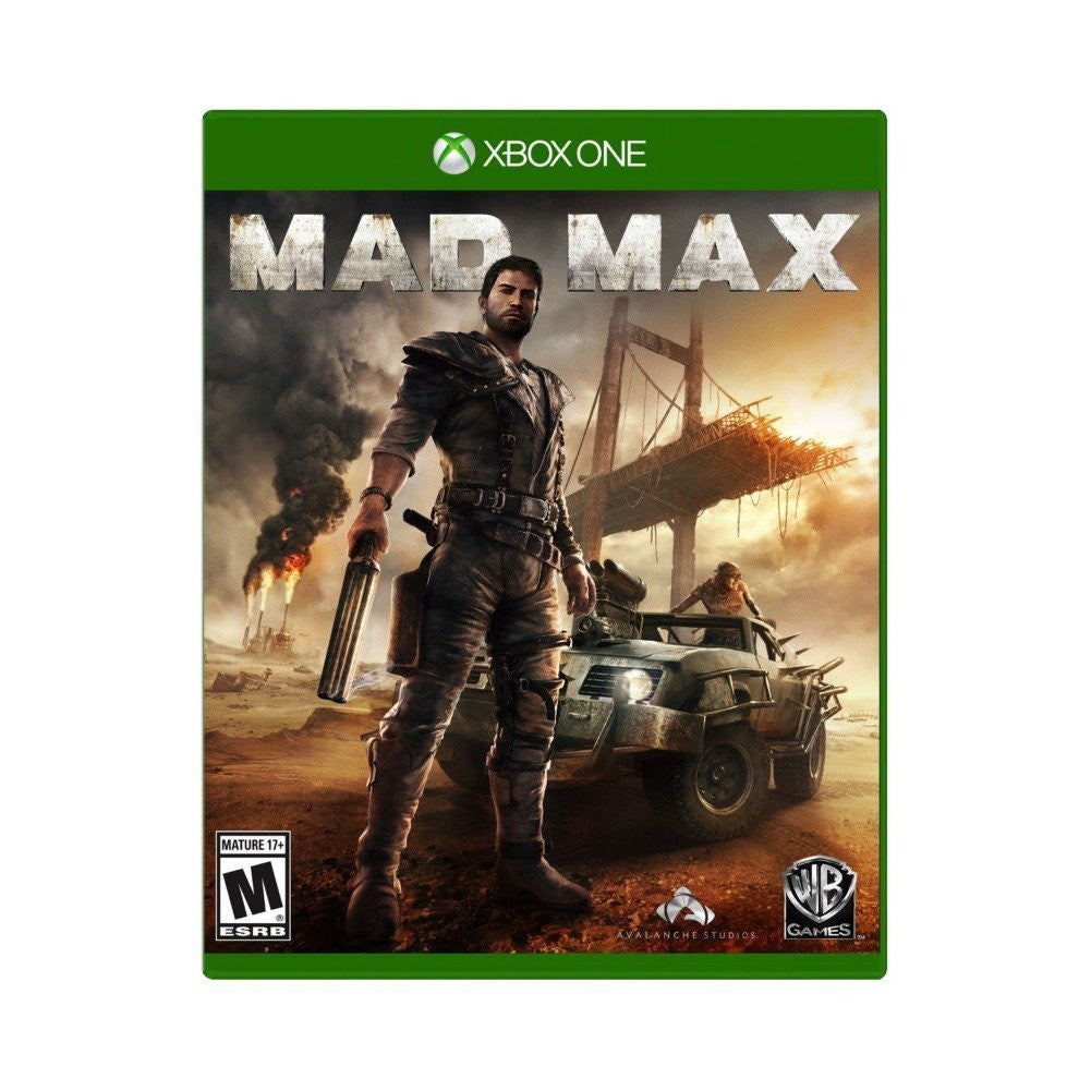 Mad Max For Xbox One (Physical Disc)