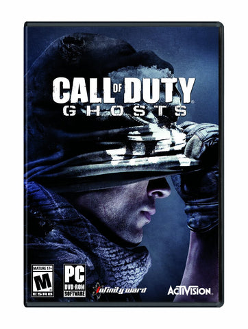 Call of Duty: Ghosts For PC (Physical Disc)