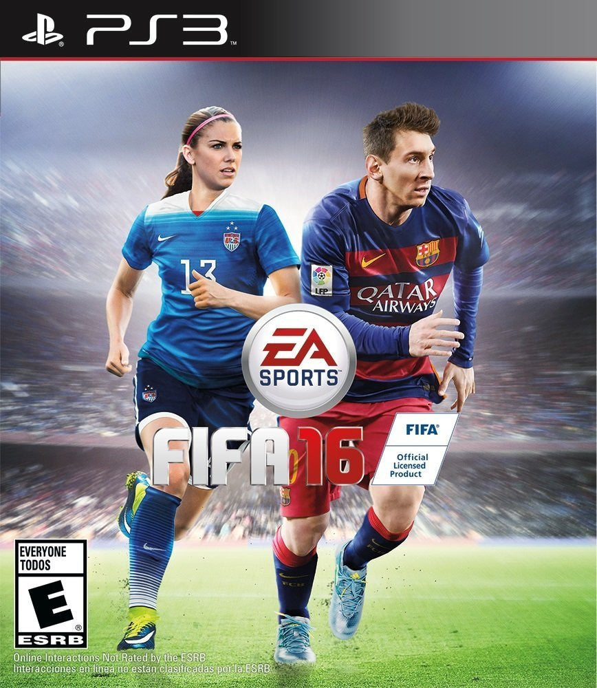 Fifa 16 For PlayStation 3 (Physical Disc)