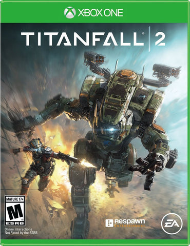 Titanfall 2 For Xbox One (Physical Disc)