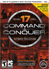 Command and Conquer: The Ultimate Edition Windows PC Game Download Origin CD-Key Global