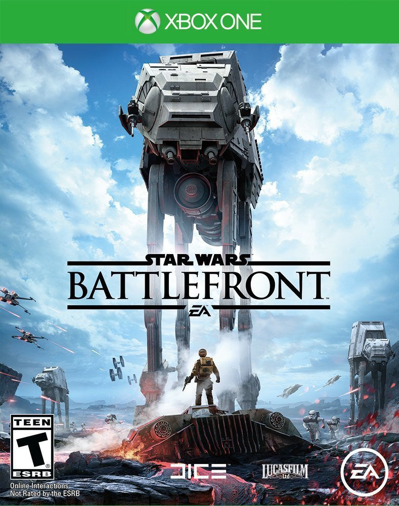 Star Wars: Battlefront - Standard Edition For Xbox One (Physical Disc)