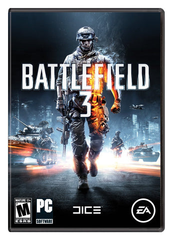 Battlefield 3 Windows PC Game Download Origin CD-Key Global