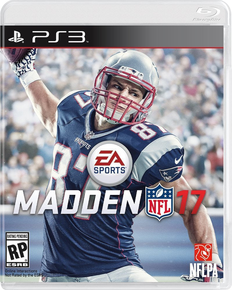 Madden NFL 17 – Standard Edition For PlayStation 3 (Physical Disc)