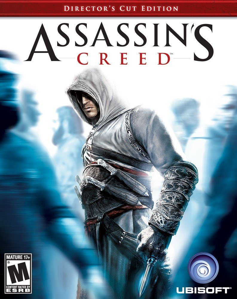 Assassin's Creed: Director's Cut Edition Windows PC Game Download Uplay CD-Key Global