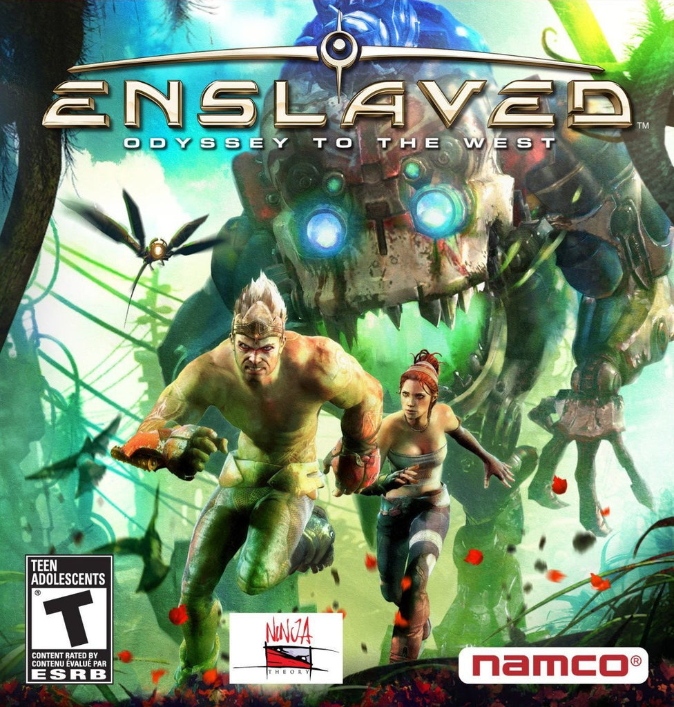 Enslaved: Odyssey to the West Premium Edition Windows PC Game Download Steam CD-Key Global