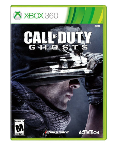 Call of Duty: Ghosts For Xbox 360 (Physical Disc)