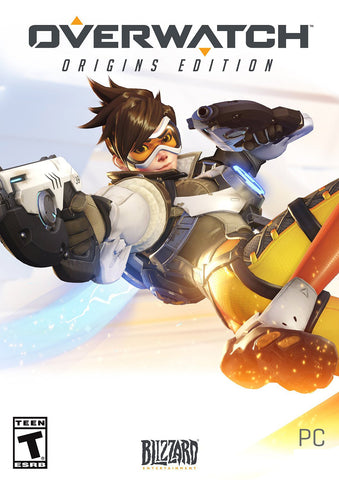 Overwatch Origins Edition Windows PC Game Download Battle.net CD-Key Global