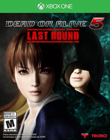 DEAD OR ALIVE 5 Last Round For Xbox One (Physical Disc)