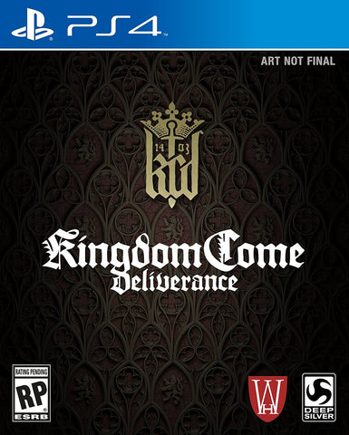 Kingdom Come: Deliverance Pre-Order For PlayStation 4 (Physical Disc)