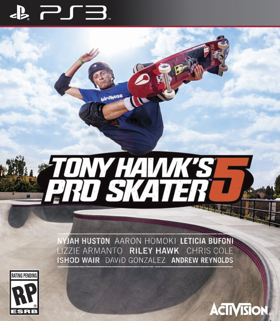 Tony Hawk's Pro Skater 5 For PlayStation 3 (Physical Disc)