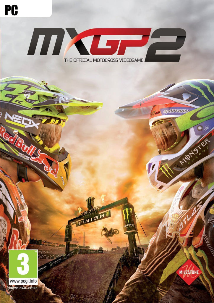 MXGP2 - The Official Motocross Videogame Windows PC Game Download Steam CD-Key Global
