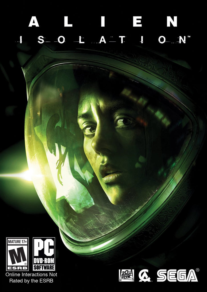 Alien: Isolation Windows PC Game Download Steam CD-Key Global