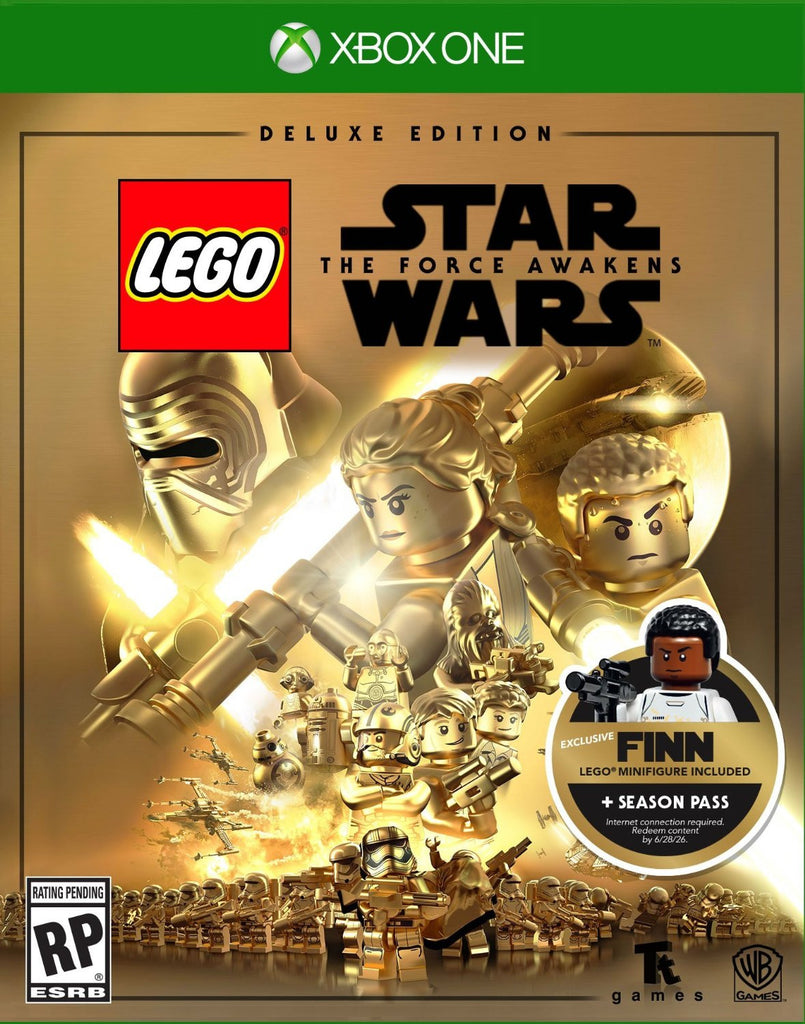 LEGO Star Wars: The Force Awakens - Deluxe Edition For Xbox One (Physical Disc)
