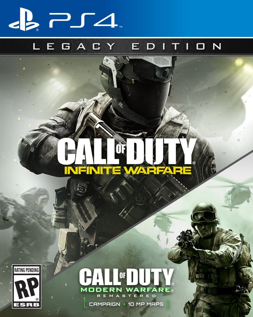 Call of Duty: Infinite Warfare - Legacy Edition For PlayStation 4 (Physical Disc)