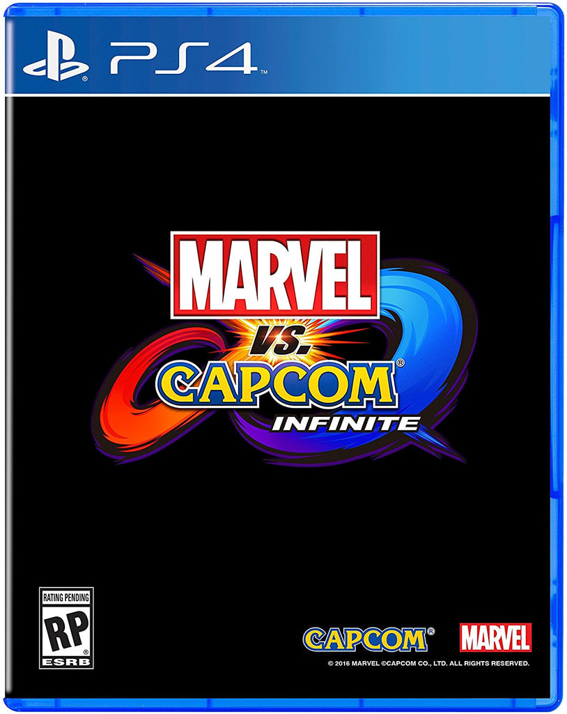 Marvel vs. Capcom: Infinite Pre-Order For PlayStation 4 (Physical Disc)