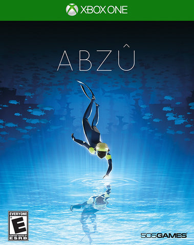 Abzu For Xbox One (Physical Disc)