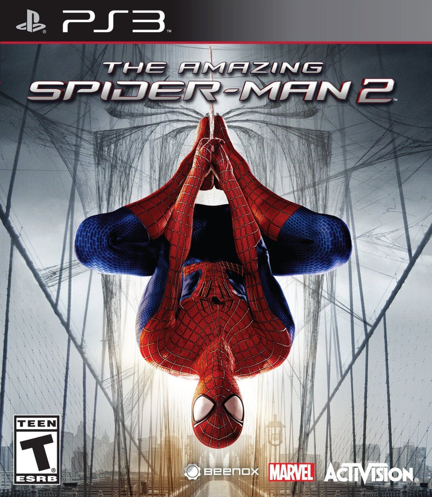 The Amazing Spider-Man 2 For PlayStation 3 (Physical Disc)