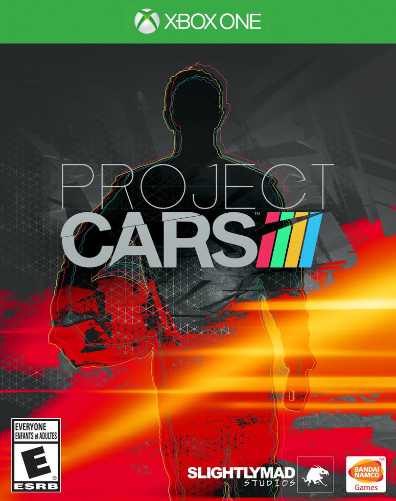 Project CARS For Xbox One (Physical Disc)