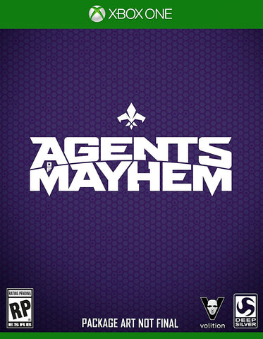 Agents of Mayhem Pre-Order For Xbox One (Physical Disc)