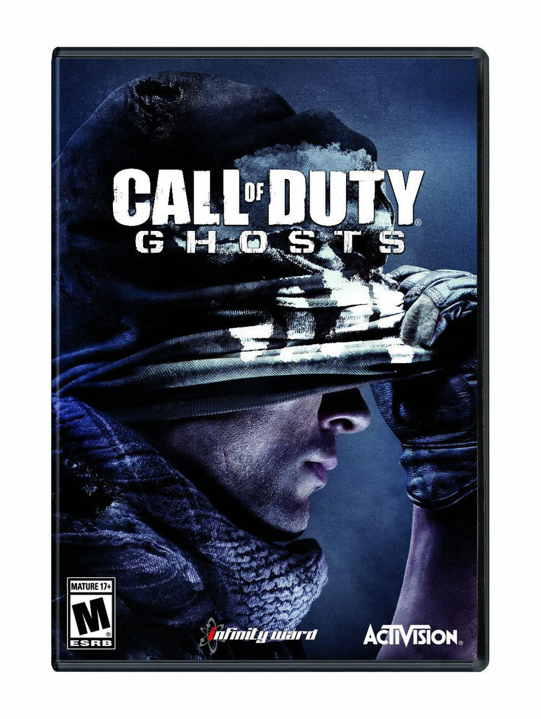 Call of Duty: Ghosts Windows PC Game Download Steam CD-Key Global