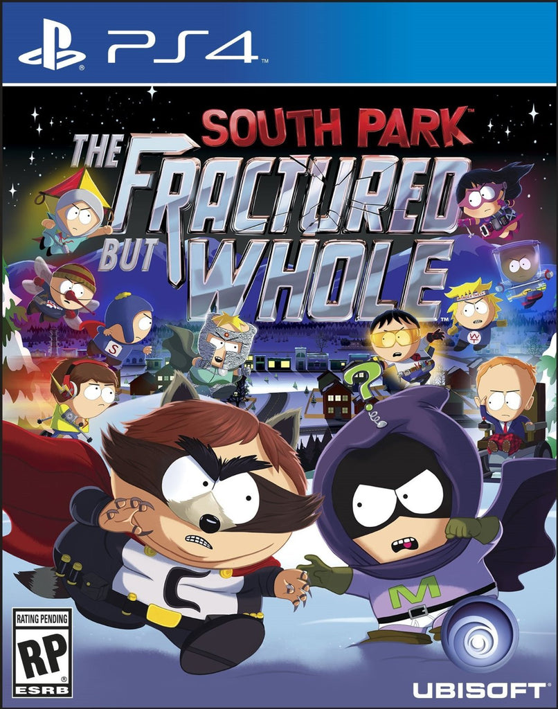 South Park The Fractured But Whole Pre-Order For PlayStation 4 (Physical Disc)