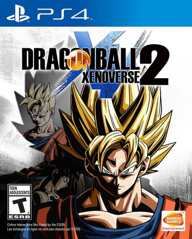 Dragon Ball Xenoverse 2 For PlayStation 4 (Physical Disc)