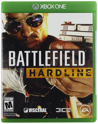Battlefield Hardline For Xbox One (Physical Disc)