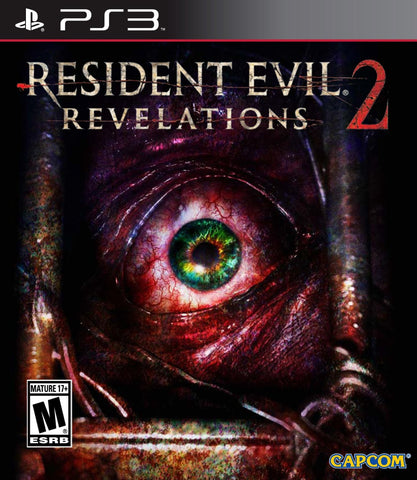 Resident Evil: Revelations 2 For PlayStation 3 (Physical Disc)