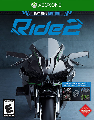 Ride 2 For Xbox One (Physical Disc)