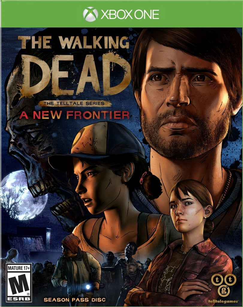 The Walking Dead: A New Frontier Pre-Order For Xbox One (Physical Disc)