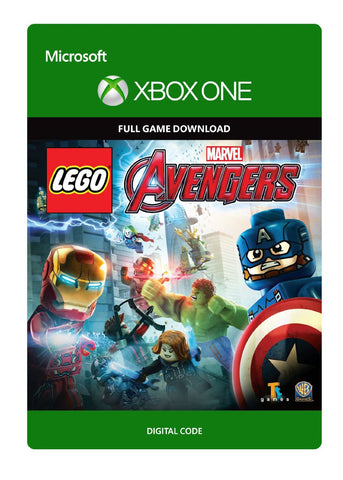 LEGO MARVEL's Avengers Xbox One Digital Game Download Xbox Live CD-Key Global