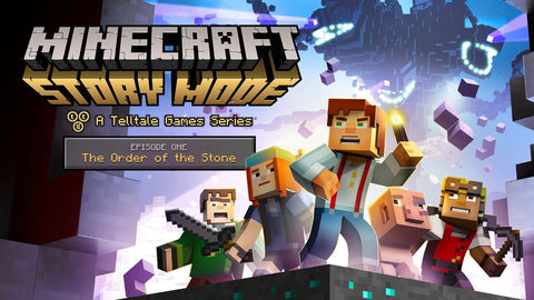 Minecraft: Story Mode Windows PC Game Download GOG CD-Key Global